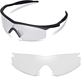 Replacement Lenses or Lenses with Black Nosepad for Oakley M Frame Strike - 40 Options Available