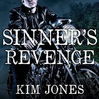 Sinner's Revenge audiobook cover art