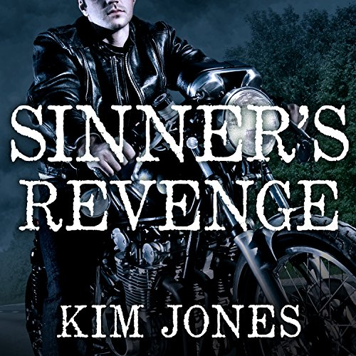 Sinner's Revenge audiobook cover art