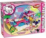 Big 57021 - Juego de construccin, casa de verano de Hello Kitty [importado de Alemania]
