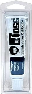 Bob Ross MR6019 37-Ml Artist Oil Color, Prussian Blue