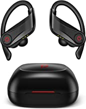 True Wireless Earbuds,Bluetoorh 5.0 Headphones,3D Stereo Sound 30H Playtime in-Ear Built-in Mic Headset,Premium Sound with Deep Bass for Sport