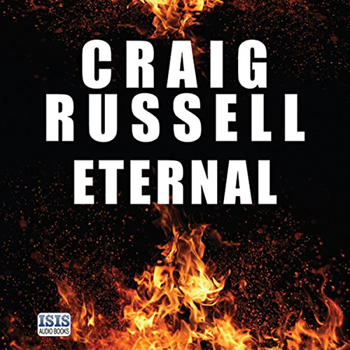 Eternal audiobook cover art