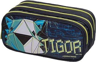 Estojo Triplo, Infantil, Tigor T.Tigre XP, Tam. Único