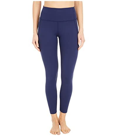 Lole Burst Up Leggings (Amalfi Blue) Women