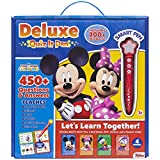 Disney Mickey Mouse Clubhouse - Deluxe Quiz It Pen with Bonus Stickers - PI Kids