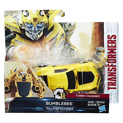 Transformers - Turbo Changers Bumblebee (Hasbro C1311ES0)