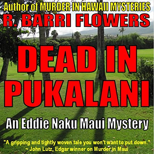 Dead in Pukalani audiobook cover art