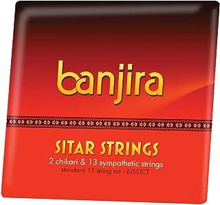 Banjira Sitar Chikari & Symp String Set