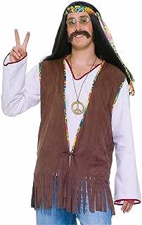 Male Hippie Vest - Standard