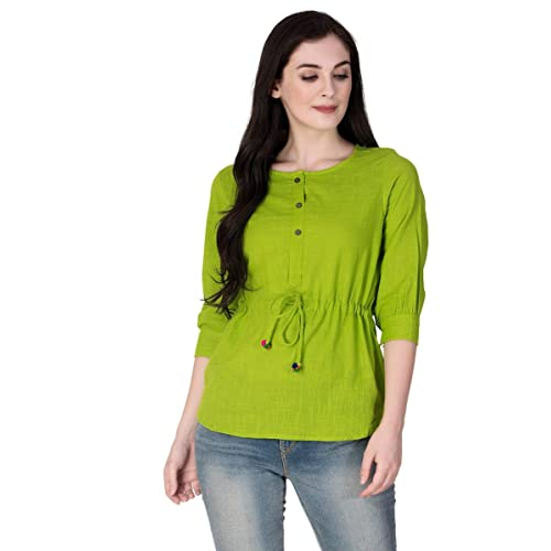 39f14357e43 Cotton Top  Buy Cotton Top Online at Best Prices in India - Amazon.in