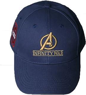 beb774c46 COSFLY Infinity Endgame Hip Hop Hat Baseball Cap Unisex Snapback Peaked Cap