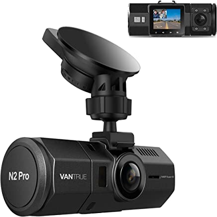 Vantrue N2 Pro Uber Dual Dash Cam Infrared Night Vision...