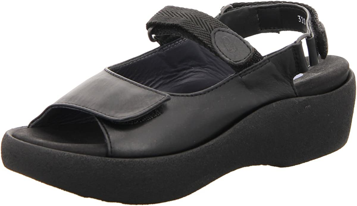 Max 86% Seasonal Wrap Introduction OFF Wolky Jewel Womens Sandal Comfort