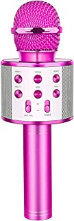 LET'S GO! Wireless Portable Handheld Bluetooth Karaoke Microphone – Best Gifts