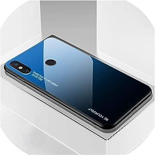 Gradient Tempered Glass Case for Xiaomi for Redmi Note 7 5 6 Pro Pocophone F1 Mi8 Mi A2 Lite 6X 5X Mi9 SE 9t Cover Protective Fundas,07,for Xiaomi Mi5X
