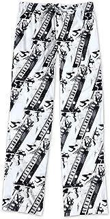Mad Engine Men's Pants Trooper Diagonal Pajama Bottom