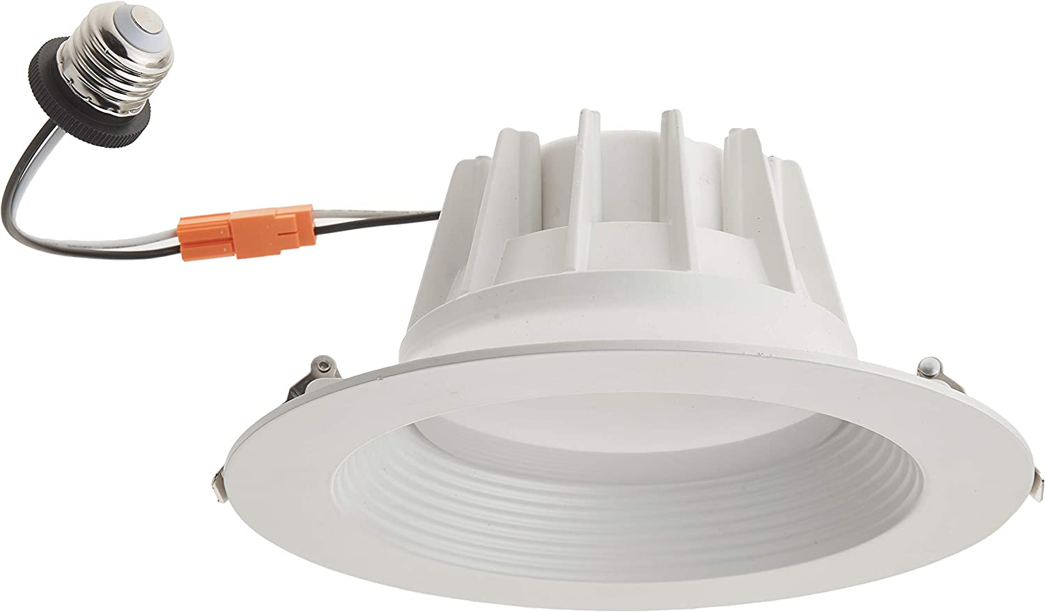 Morris 72630 LED Recessed Lighting Retrofit Kit 8  35W 4000K Baffled Bezel
