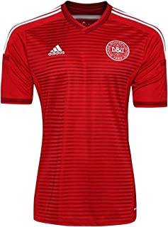 adidas New Men's 2014 Denmark Soccer Jersey