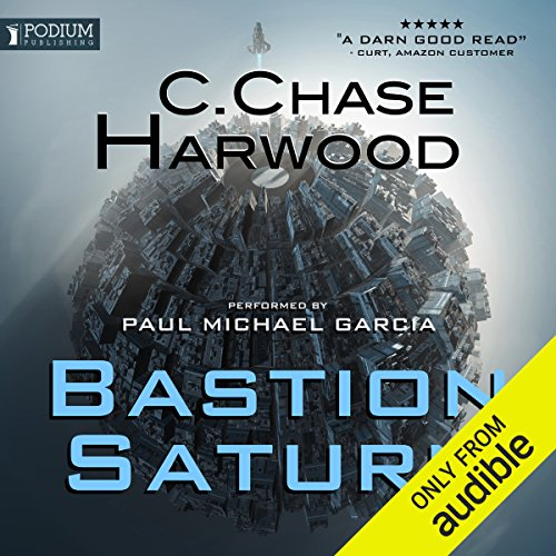 Bastion Saturn audiobook cover art