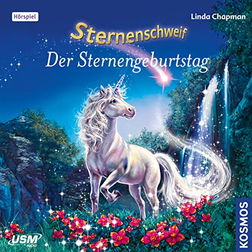 Der Sternengeburtstag audiobook cover art