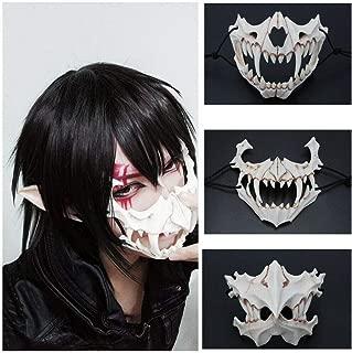 bone demon mask