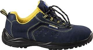 Goodyear Zapatos Seguridad Alta S1P MOD.G138843 Número 40 Azul Trabajo