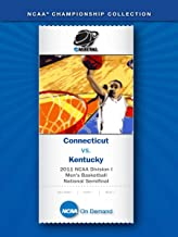 2011 NCAA Division I Men's Basketball National Semifinal - Connecticut vs. Kentucky