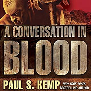 A Conversation in Blood Titelbild
