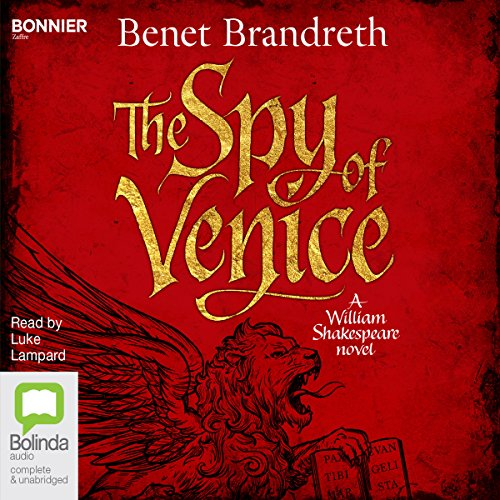 Couverture de The Spy of Venice