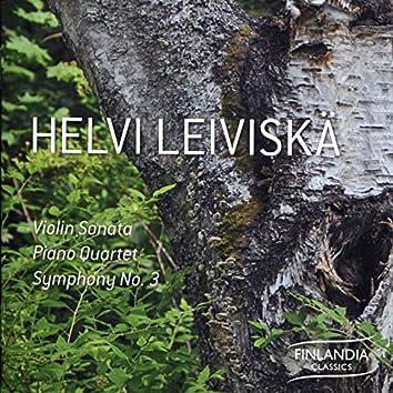 Violin Sonata - Piano Quartet - Symphony No. 3