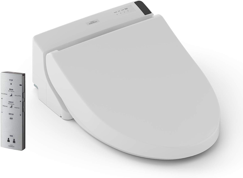 TOTO SW2044#01 C200 Electronic Bidet Toilet Cleansing Water