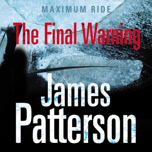 Maximum Ride audiobook cover art