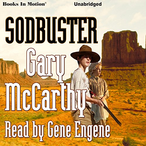 Sodbuster audiobook cover art