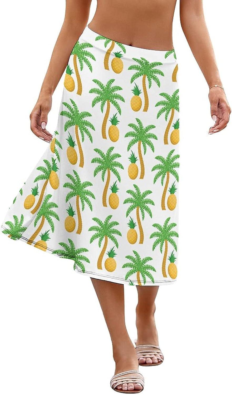 LpWu Pinapple womenWomen Beach Wrap Sheer Skirt, SwimsuitBikini Wraps Cover Ups for Swimwear