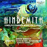 Complete Chamber Music for Clarinet - avide Bandieri