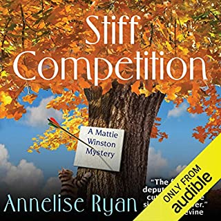 Stiff Competition audiobook cover art