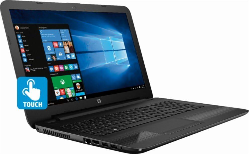 HP 15.6 inch HD Touchscreen Flagship High Performance Laptop PC, Intel Core i5-8250U Quad-Core, 8GB RAM, 256GB M.2 SSD + 1TB HDD, WIFI, Windows 10