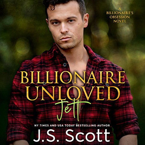 Billionaire Unloved audiobook cover art