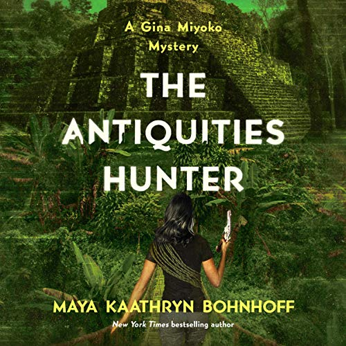 The Antiquities Hunter  By  cover art