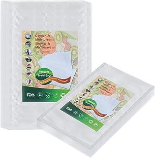 Vacuum Sealer-Bags Food-Saver Bags for Food-Storage - 200...