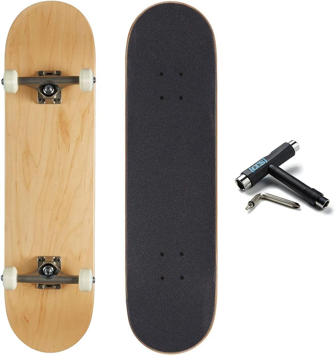 CCS skateboard review