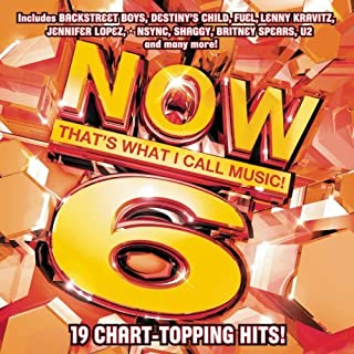 NOW That's What I Call Music Vol. 6
