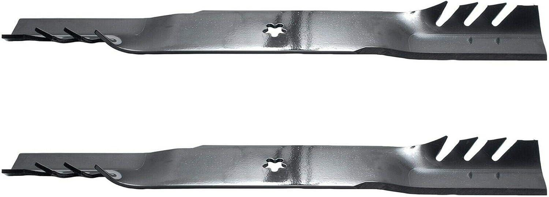 2PK Oregon 596-370 G5 Gator Blade for 46