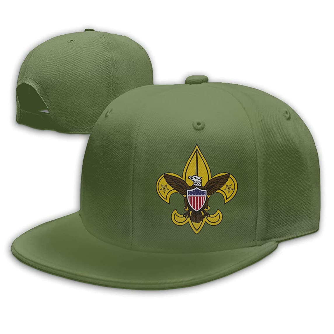 Boy Scouting (Boy Scouts of America) Trucker Cap Baseball Hat Sun Cap