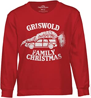 National Lampoon's Christmas Vacation Griswold Adult T-Shirt