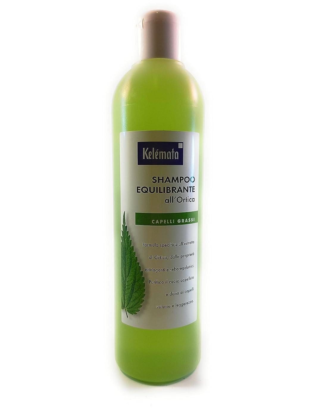 イラクサ針にケレマタバランシングシャンプー、透明 - 250 ml