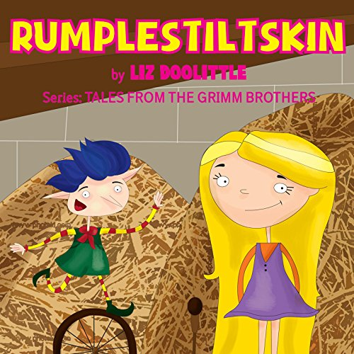 Rumpelstiltskin: Grimm Brothers Tale  By  cover art