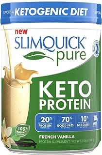 Slimquick Pure Keto Protein Vanilla