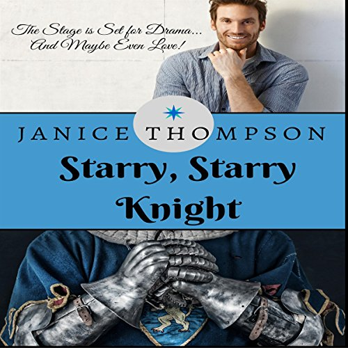 Starry, Starry Knight audiobook cover art